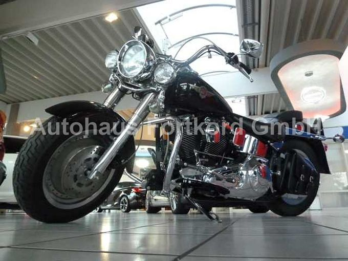 Harley-Davidson Fat Boy EVO