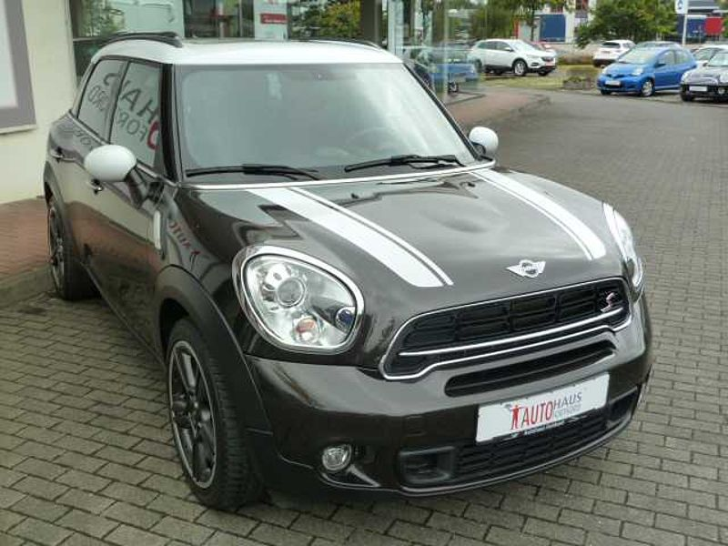 MINI Countryman Cooper S, LED,  Navi, Xenon, PDC, Chili, usw. .
